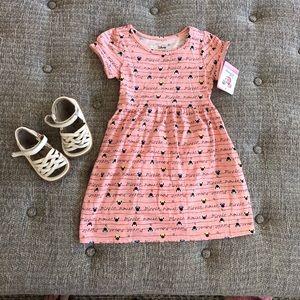 Toddler Disney dress